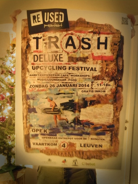 Affiche TRASH deluxe